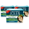 3x Jolen Original Facial Cream Creme Bleach Lightens Excess Dark Hair 125ml