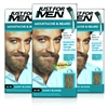3x Just For Men Moustache & Beard Sandy Blonde M-10