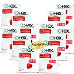 12x Kotex Maxi 16 Normal Quilted Soft Sanitary Protection Pads