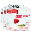 6x Kotex Maxi 16 Normal Quilted Soft Sanitary Protection Pads