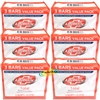 6x Lifebuoy Total Deep Cleaning Body Skin Wash Family Bar Soap Value Pack 3x90g