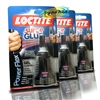 3x Loctite Power Flex Control Gel - Super Glue 3g