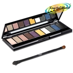 Loreal La Palette Smoky ( Ombree ) Eye Shadow Make Up Pallet With Mirror
