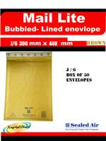 Mail Lite GOLD J/6 300x440mm Box of 50