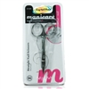 Manicare Straight Nail Scissors With Pouch Non Rusting Stainless Steal