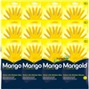 12x Marigold G43Y Extra Life Cotton Lined Stronger Large Size Kitchen Gloves