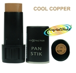 Max Factor Pan Stik 14 Cool Copper 9g