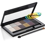 Maybelline New York The Rock Nudes Eye Shadow Makeup Pallet