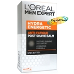 Loreal Men Expert Hydra Energetic Anti Fatigue Post Shave Balm 100ml