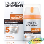 Loreal L'oreal Men Expert Hydra Energetic Anti Fatigue Moisturiser 50ml