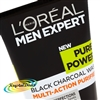 Loreal Men Expert Pure Power Black Charcoal Wash 150ml