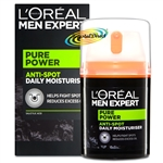 Loreal Men Expert Pure Power Active Moisturiser 50ml