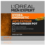Loreal Men Expert Hydra Energetic Daily Moisturiser Pot 50ml