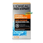Loreal Men Expert Hydra Energetic Quenching No Shine Eye Roll On Gel 50ml