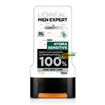 L'Oreal Men Expert Invincible Sport Camphor Shower Gel 300ml Face Body & Hair