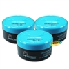 3x MooseHead Grubby Putty 100g Medium To Longer Hair Messed Up Matte Styles
