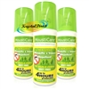 3x MoustiCare Mosquito & Insect Repellent Skin Spray Regular Strength 50ml