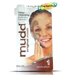 Mudd Mud Face Mask SACHET ORIGINAL Cleansing Clay Pack