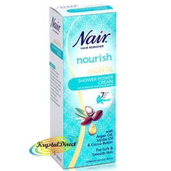 Nair Argan Oil Shower Power Cream 200ml