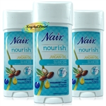 3x Nair GLIDE-On Hair Remover 100ml