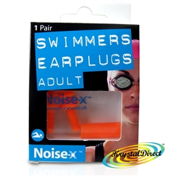 Noise-X Swimmer's Earplugs Adult's Size