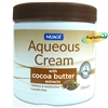 Nuage Aqueous Cream With COCOA BUTTER Extracts Skin Wash Moisturiser 350ml