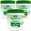 3x Nuage Aqueous Cream With ALOE VERA Extracts Skin Wash Moisturiser 350ml