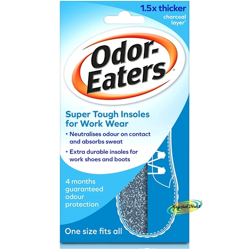 Odor Eaters Super Tuff Work Wear Insoles