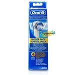 Braun Oral B Precision Clean Replacement Brush Heads