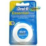 Oral B Essential Floss  Waxed 50m (NOT MINT)