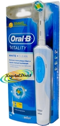 Oral B TOOTHBRUSH Vitality Pro White