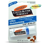 Palmers Cocoa Butter Formula Ultra Moisturizing SPF15 Soothing Lip Balm 4g