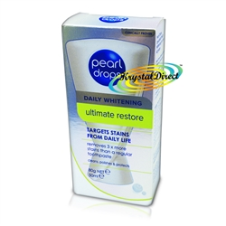 Pearl Drops Ultimate Whitening Ultimate Restore Dental Polish Toothpaste 50ml