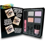 Perfect Colour Pastel Pretty Make Up Gift Set Eye Shadow Lip Gloss Nail Polish