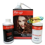 Pin Up Full Head Perm Kit