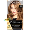 Loreal Preference RIMINI #7 DARK BLONDE Permanent Hair Colour Dye