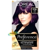 Loreal Preference Feria P38 Violet Vendetta DEEP PURPLE Permanent Hair Colour