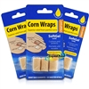 3x Profoot Gel Corn Wraps Cushions Comforts Toe Protection Relief From Corns
