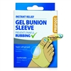 Profoot Soft Gel Bunion Sleeve Cushions Pad Prevent Rubbing From Shoes