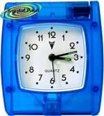 PSV 2025 Push Button Opening Alarm Clock