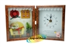 PSV AR70KV 90 1 Folding Mini House Clock Living Room Theme