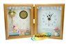 PSV AR70KV 23 7 Folding Mini House Clock Baby Room Theme