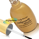 Sally Hansen Nail Growth Miracle GOLD BOTTLE 13.3ml   z3030