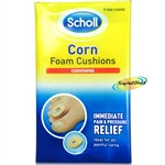 Scholl Corn Cushions Foam 9