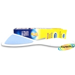Scholl Hard Skin Dual Action Foot File, Removes Dry Roughskin