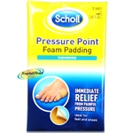 Scholl Pressure Point Foam Padding
