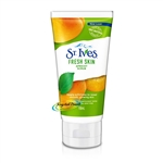 St Ives Fresh Skin Invigorating Natural Apricot Face Scrub 150ml Oil Free