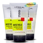 3x L'Oreal Studio Line Invisi Hold Extra Strength 150ml