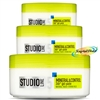 3x L'oreal Studio Mineral & Control Gel Paste 150ml