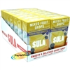 14x Sula Fruit Mix Natural Sugar Free Boiled Sweets 42g